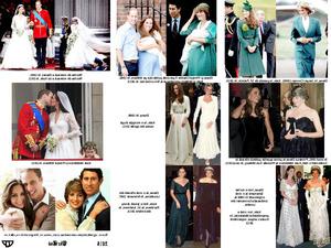 Kate Middleton und Lady Diana