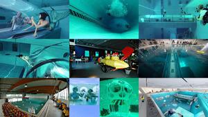 Nemo 33 Tauchzentrum Bruessel
