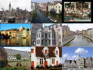 Belgien-Gent