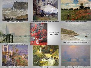 Monet Ausstellung