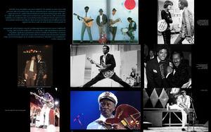 Chuck Berry 1926 - 2017 - Rock and Roll Sänger