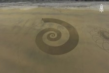 Sand-Künstler