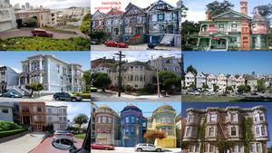 USA San Francisco Strassen