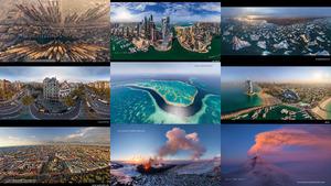 panoramic around the world2