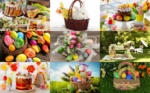 Happy Easter 2017- 2 - Frohe Ostern 2017- 2