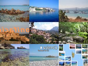 Corsica ile de Beauté - Korsika Insel der Schönheit