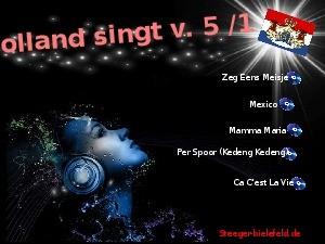 Jukebox - Holland singt 01