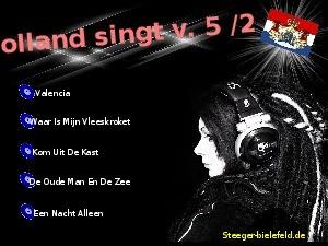 Jukebox - Holland singt 02