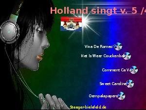 Jukebox - Holland singt 04