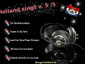 Jukebox - Holland singt 05