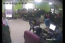 Angriff beim Laden verlassen