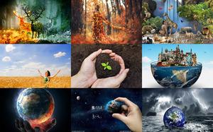 Earth Day - Tag der Erde