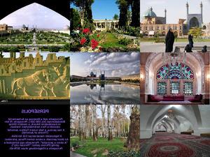 Schönheiten Irans