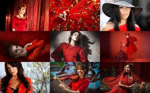 Girls in Red 2 - Mädchen in Rot 2
