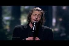 Salvador Sobral - Amar Pelos Dois Portugal LIVE