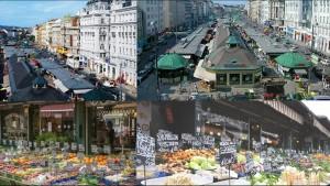 WIENER NASCHMARKT Vienna s largest market