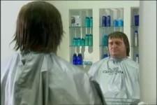 Der Friseurbesuch