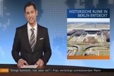 Historische Ruine in Berlin entdeckt