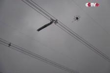 Flammenwerfer-Drohne
