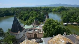 Schlosspark Laxenburg bei Wien - Austria