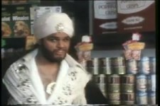 Elvis Werbung