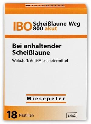 Miesepeter - IBO Scheißlaune-Weg 800 akut!