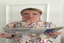 Monika Gruber und Kindernamen