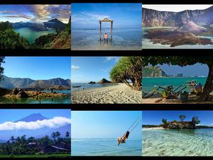 Lombok Indonesia - Indonesische Insel