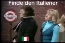 Finde den Italiener