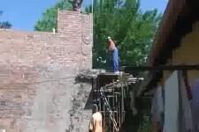 Video - so kann man auch ein Haus bauen