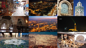Marokko-Casablanca