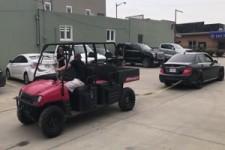 Polaris Ranger gegen Mercedes AMG