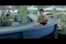 Klasse Barclaycard-Werbung