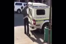 Prisoners escape from South African Police