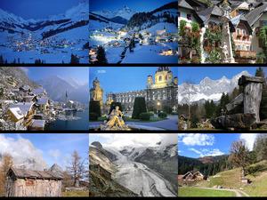 Schönheiten der Alpen