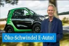 Öko-Schwindel E-Auto
