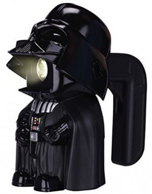 Darth Vader-Taschenlampe!