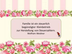 Zitate über die Familie