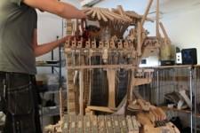The Marble Machine (Der Bau) 1