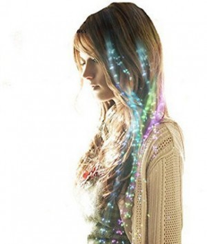 LED Haarverlängerung!