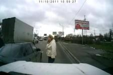 Russischer Verkehr