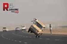 Sehr spezielles Autorennen in Dubai