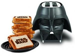 Toaster im Darth Vader Design!