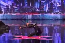 Kenichi Ebina Performs an Epic Matrix