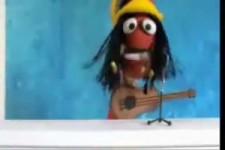 Ich sitze im Schlauchboot
