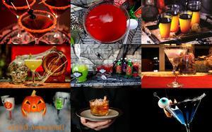 Halloween Drinks 2 - Halloween-Getränke 2