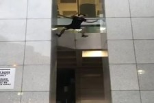 So kommt man auch in den 1. Stock
