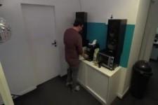 Kaffe- Pausen Beschäftigung