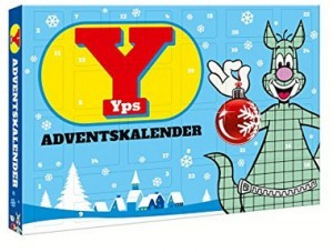 Adventskalender Yps!