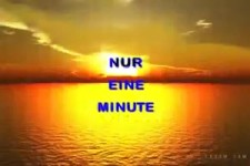nur 1 Minute